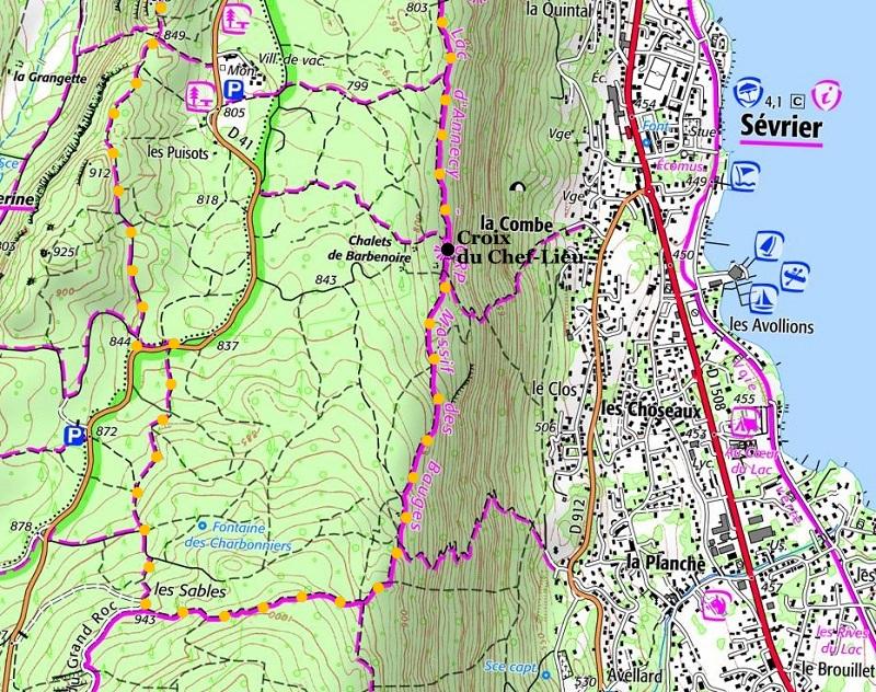 Carte 2 avec points